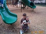Charles and Nathaniel